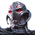 Ultron portrait