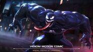 Venom Motion Comic Marvel Contest of Champions