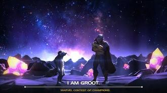 I am Groot. Marvel Contest of Champions