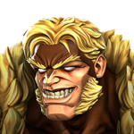 Sabretooth portrait