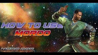 MCOC How to use Mordo! Medusa Counter?