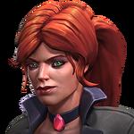 Elsa Bloodstone portrait