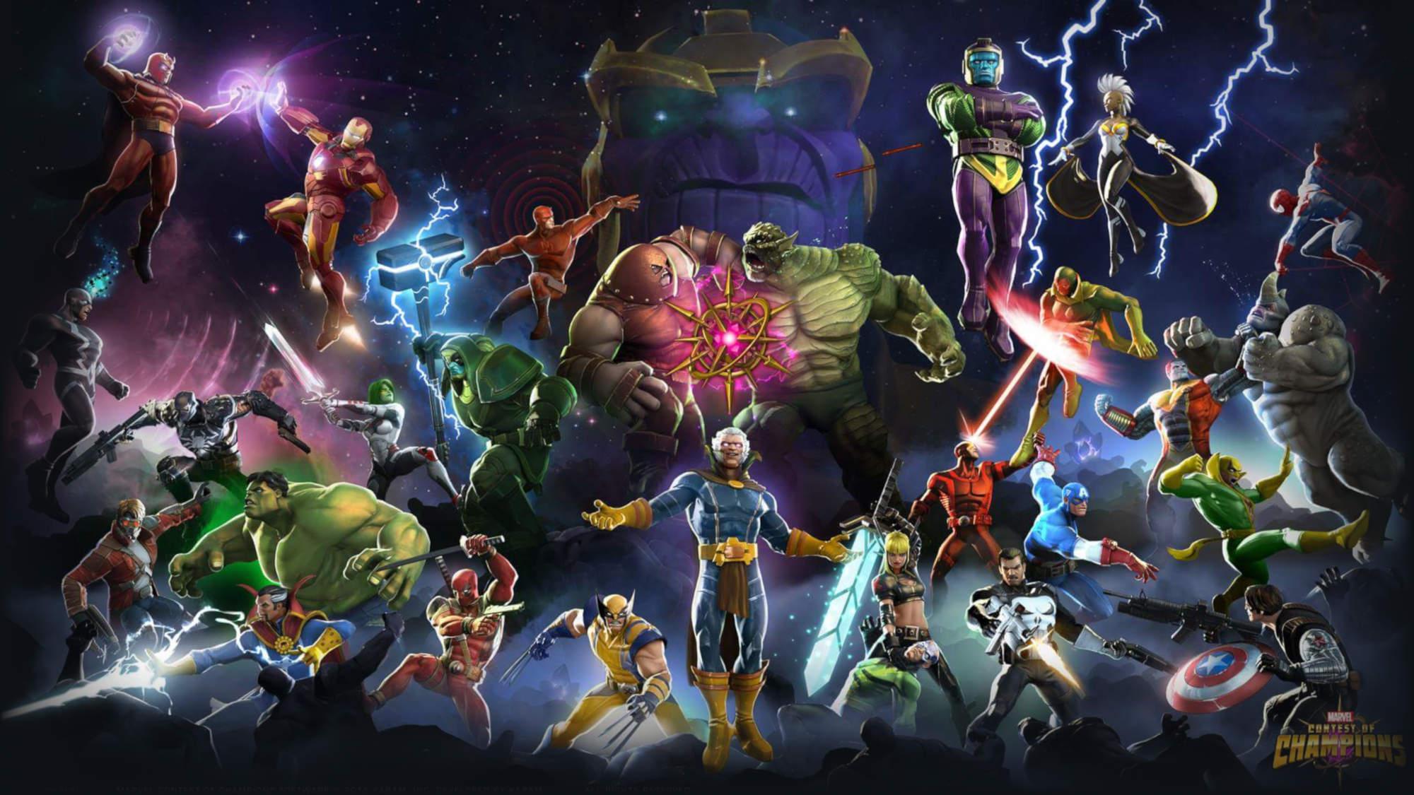 Marvel Contest Of Champions Wikia Fandom Powered By Wikia