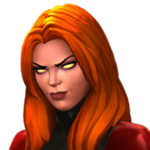 Dark Phoenix portrait