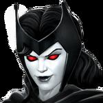 Nameless Scarlet Witch portrait