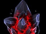 Disturbed Crystal