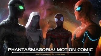 PHANTASMAGORIA! Motion Comic Marvel Contest of Champions