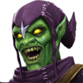 Green Goblin portrait