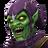Green Goblin portrait