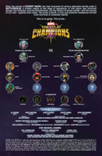 Contest Roster