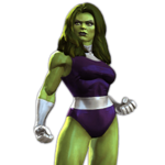 She-Hulk featured