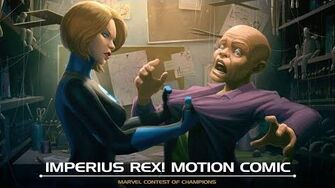 IMPERIUS REX! MOTION COMIC Marvel Contest of Champions
