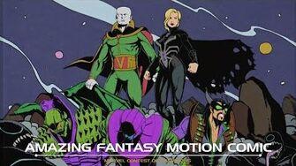 AMAZING FANTASY Motion Comic Marvel Contest of Champions