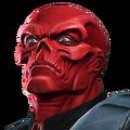 Red Skull portrait