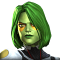 Gamora portrait
