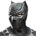 Black Panther (Civil War) portrait