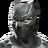 Black Panther (Civil War) portrait