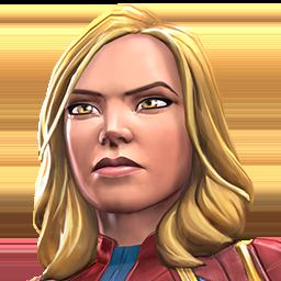 Captain Marvel Contest Of Champions – Galleria di immagini