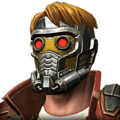 Star-Lord portrait