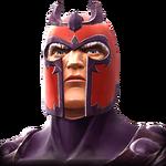 Magneto portrait