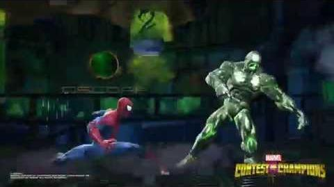Spider-Man's Specials Marvel Contest of Champions