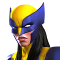 X-23 portrait