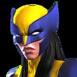 Wolverine (X-23) portrait