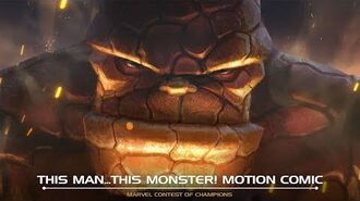 This Man...This Monster! Marvel Contest of Champions