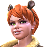 Squirrel Girl portrait