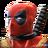 Deadpool portrait