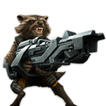 Rocket Raccoon featured