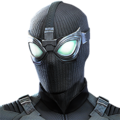 Spider-Man (Stealth Suit) portrait