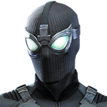 Spider-Man (Stealth Suit) portrait