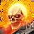 Ghost Rider portrait
