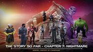 The Story so Far Chapter 7 Nightmare Marvel Contest of Champions