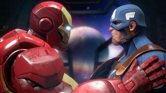 The Cosmic Civil War Marvel Contest of Champions