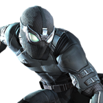 Spider-Man (Stealth Suit) featured