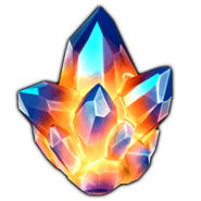 Crystal urgentcharacter