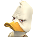 Howard the Duck portrait
