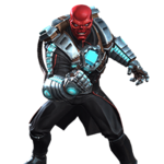 Red Skull featured