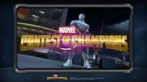 Superior Iron Man's Special Moves Marvel Contest of Champions
