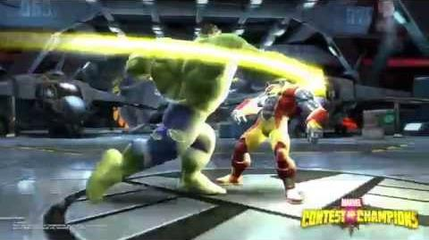 Hulk's Specials Marvel Contest of Champions