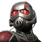 Ant-Man portrait