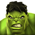 Hulk portrait