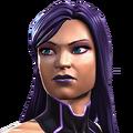 Psylocke portrait