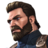 Captain America (Infinity War) portrait