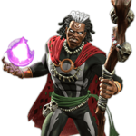 Doctor Voodoo featured