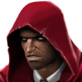 The Hood portrait