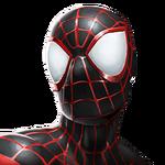 Spider-Man (Miles Morales) portrait