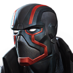 Night Thrasher portrait